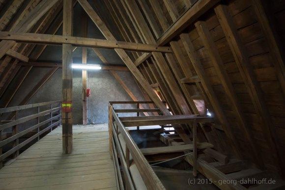 201503284514 - Dachboden nördliches Querhaus