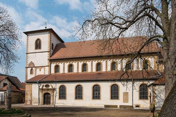 Basilika St. Lambert, Bechtheim - Bild Nr. 201504061953