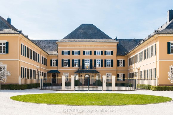 Schloss Johannisberg im Rheingau - Bild Nr. 201504122134