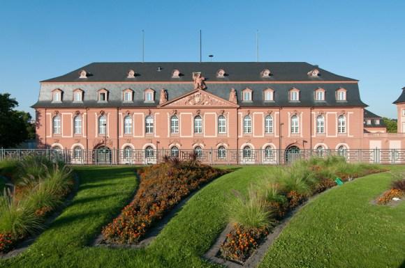 Staatskanzlei Rheinland-Pfalz in Mainz - Bild Nr. 201009069991