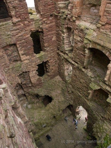 Einblick in den Mittelturm - Bild Nr. 200807262594