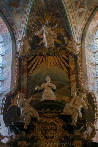 Hochaltar, St.-Marien-Kirche - Bild Nr. 201509253236