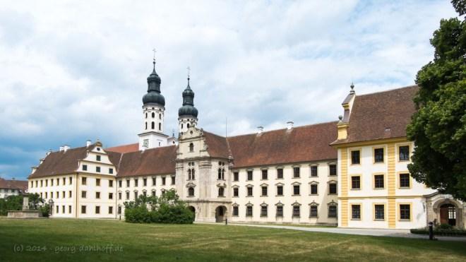 Klosteranlage Obermarchtal - Bild Nr. 201406280891