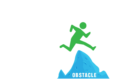 obstacles to goals