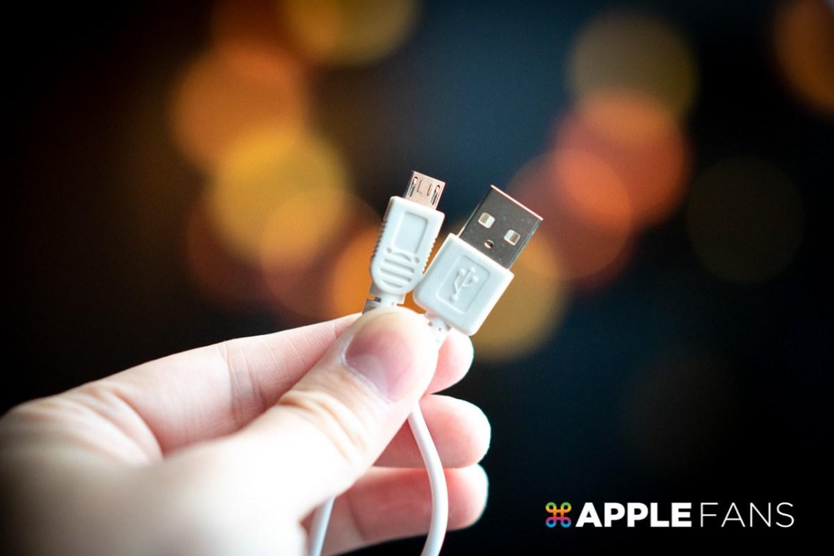 Micro USB 充電線