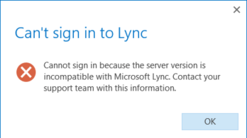 Lync 2013 - 01