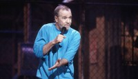 """HBO special, """"What Am I Doing In New Jersey,"""" 1988"""