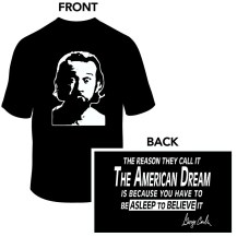George Carlin shirt