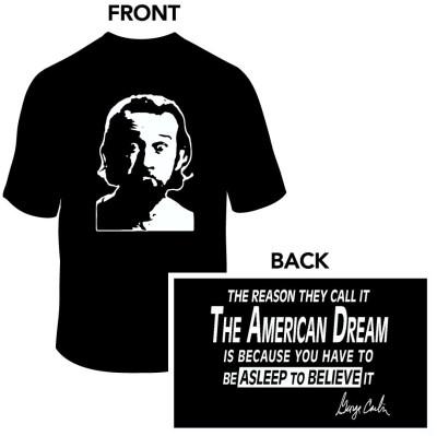 George Carlin shirt