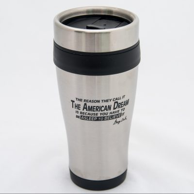 American Dream Stainless Steel Travel Mug