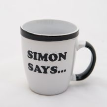 Simon Says Halo Mug