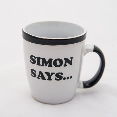 Simon Says Halo Mug