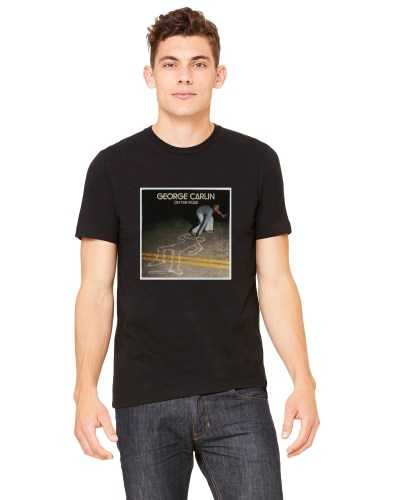 """""""On The Road"""" T-Shirt Black"""