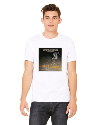 """On The Road"" T-Shirt White"