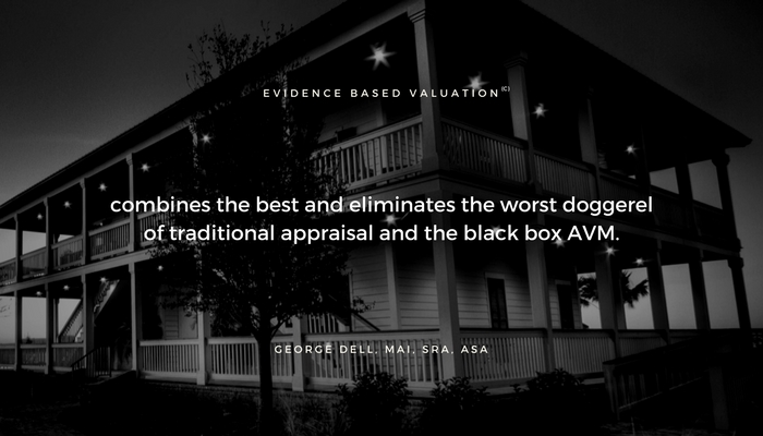 Evidence Based Valuation linkedin