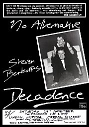 1984, Decadence
