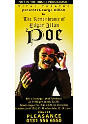 1996, Poe - Edinburgh