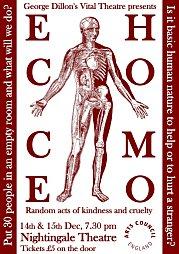 2007, Ecce Homo