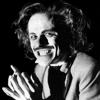 George Dillon as Edgar Allan Poe