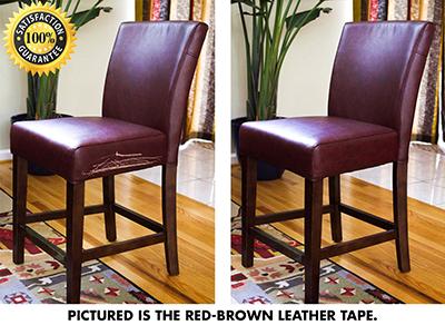 furniture repair kit. leather furniture repair tape kit restorer tool realistic brown car sofa chair r