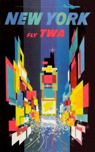 TWA - New York (David Klein)