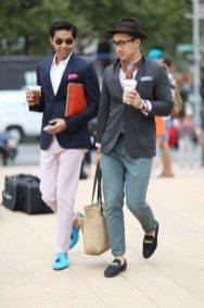 Vanity Fair NYFW Street Style 2013