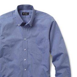 Blue Chambray Button-Down Collar shirt