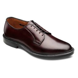Allen Edmonds Leeds Derby Shoes in burgundy