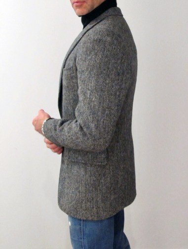Harris Tweed, from the left