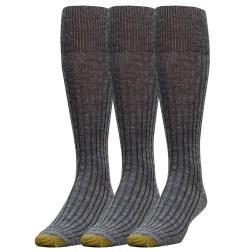 Goldtoe Windsor Wool in gray.