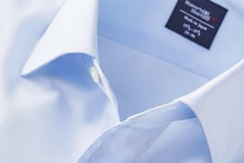 "079096f71166 The ""No-Iron"" and ""Easy-Iron"" Dress Shirt Problem – George Hahn"