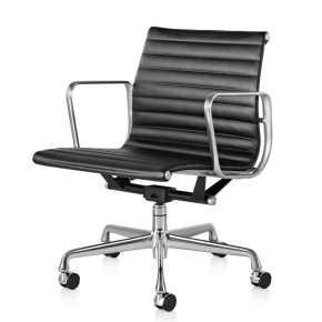 The Eames Aluminum Group Management Chair.