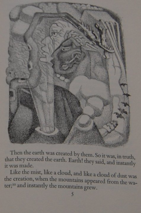 Page 5 - The text itself features black and white illustrations of various sizes.