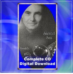 Sacred Sax Complete CD Digital Download