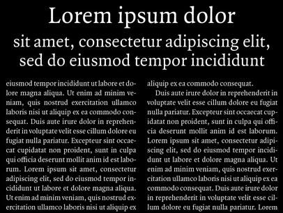 lorem ipsum featured image