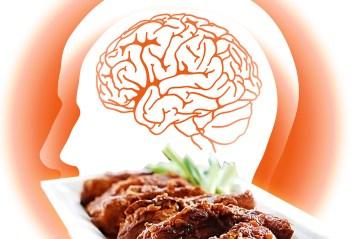 brain and food