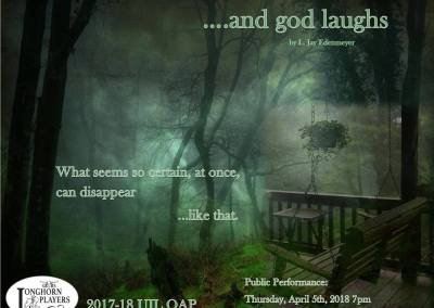 …and god laughs