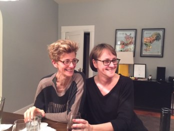 Renee and Irma.