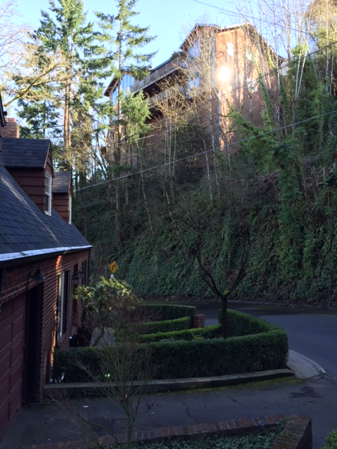 Portland Heights is the essence of affluence.