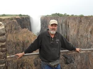 International traveler and lifelong birder Greg Baker.