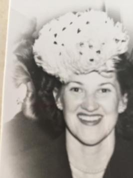 My mother-in-law, Virginia Rauh