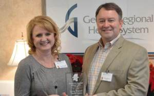 George Regional Hospital Honored with  Hospital Strength Index Award