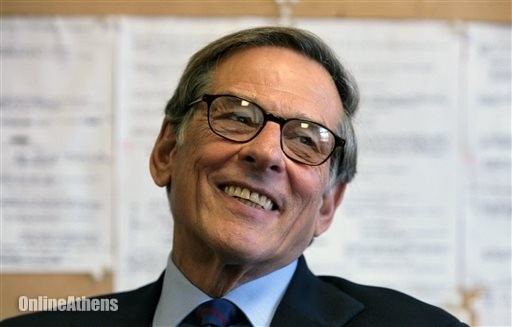 Robert A Caro - biographer and researcher extraordinaire