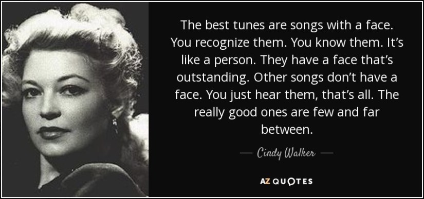 Cindy Walker Lives On
