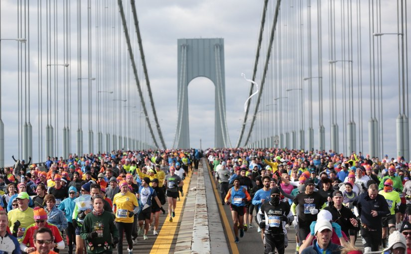 Report from New York Marathon