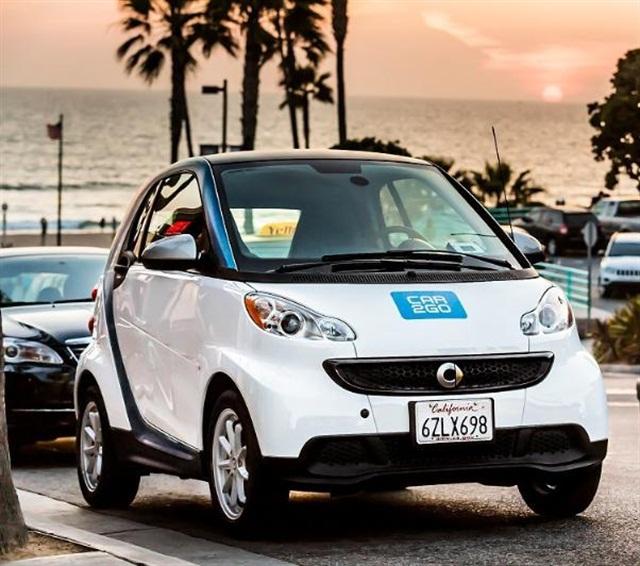 Car-Sharing: First-World Problems