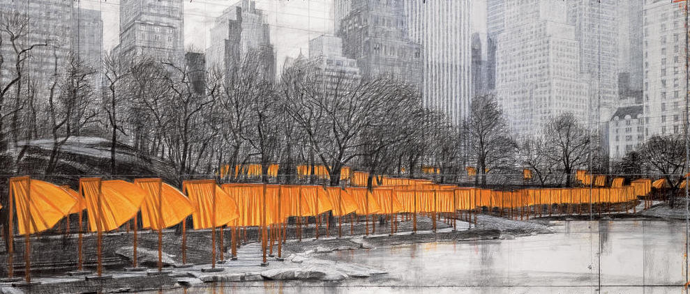 Remembering Christo and Jeanne-Claude