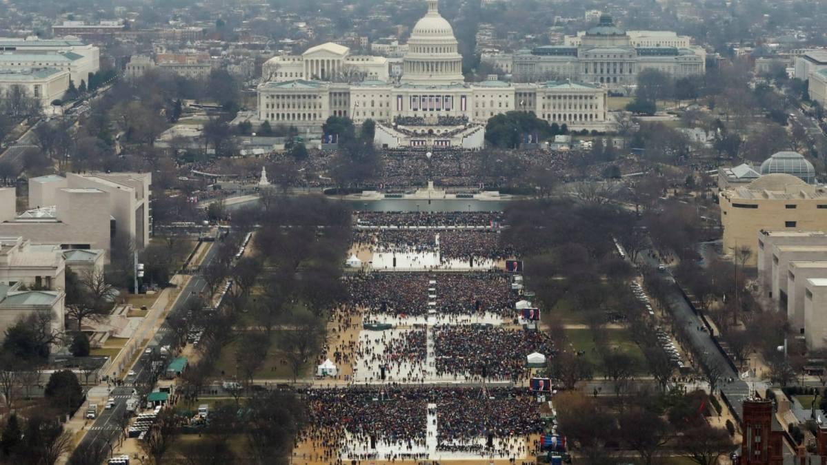 Remembering the Inaugural