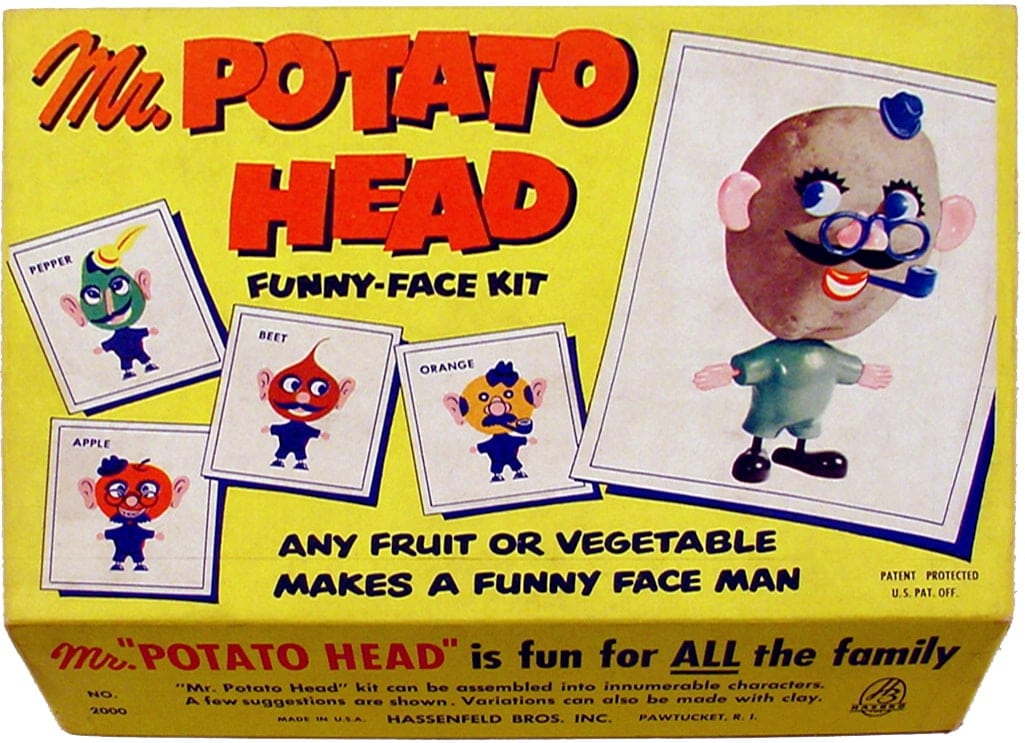 Non-Binary Potato Head