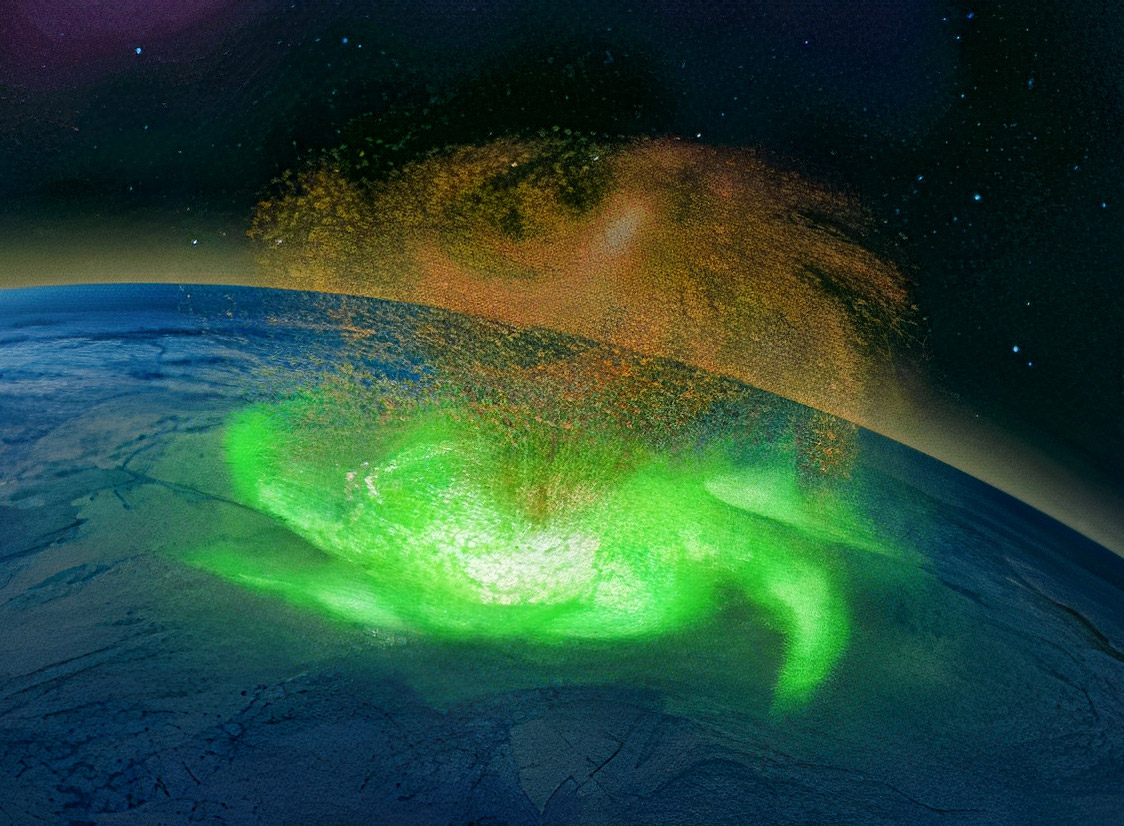 Weather and Climate and Space Lasers